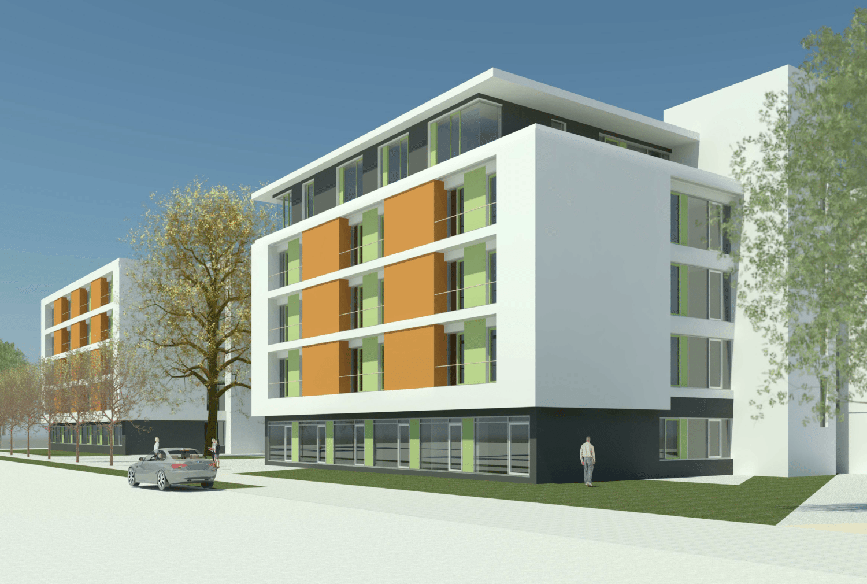 Neubau Leipziger Straße