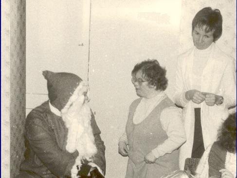 Weihnachten 1983