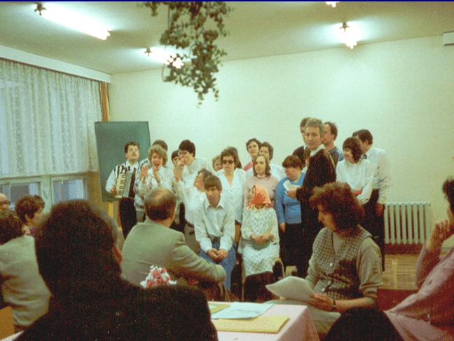 1984 Chor