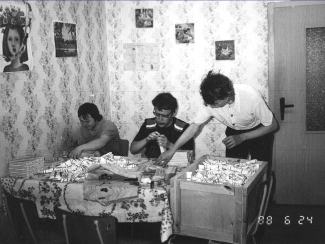 1988 Arbeitsaufträge